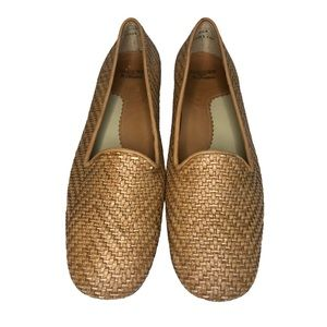 Z Collection By Trotters Woven Loafers Size 6